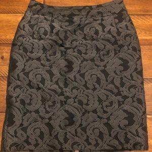 Banana Republic Women's Black Skirt